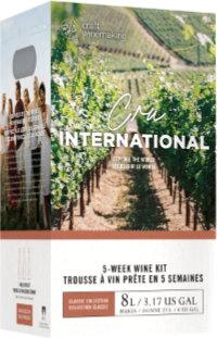 Cru International wine kit