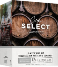 Cru Select wine kit