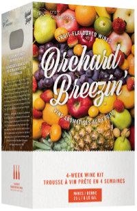 Orchard Breezin' wine kit